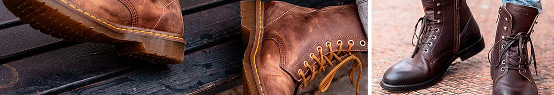 Herren Must Haves Boots Collection